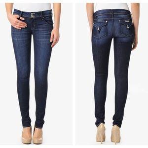 Hudson Collin Flap Skinny Jeans Stella Pocket - 28